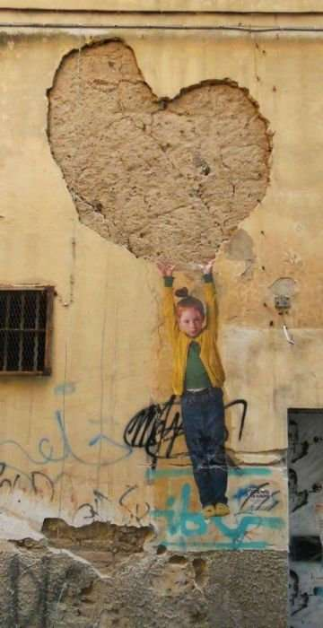 Стрит-арт со всего света (18 фото)