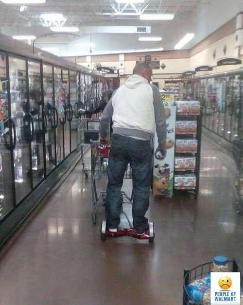 Чудаки и чудачества в Walmart (20 фото)
