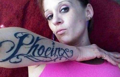 Тату-фейлы: татуировки, которые можно было не делать (18 фото)