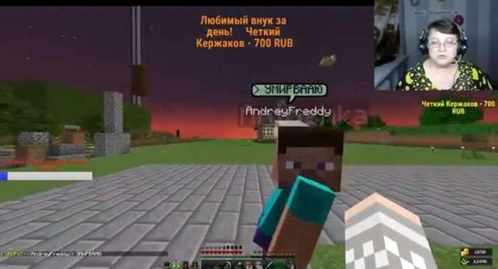 Пенсионерка из Искитима научилась зарабатывать тысячи рублей в Counter-Strike и Minecraft