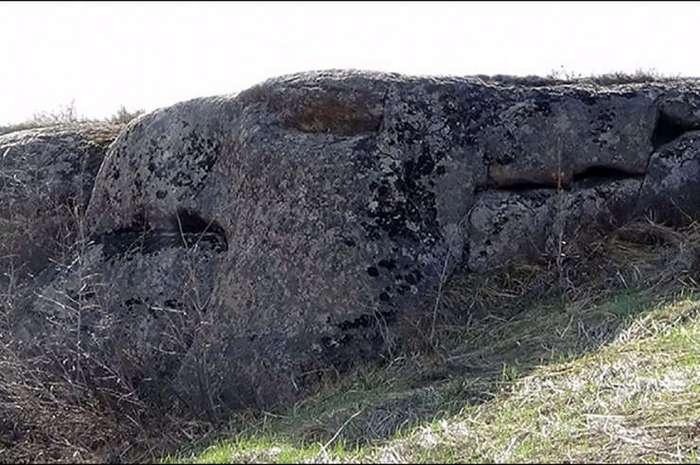 Загадочные древние мегалиты нашли на Алтае. ФОТО