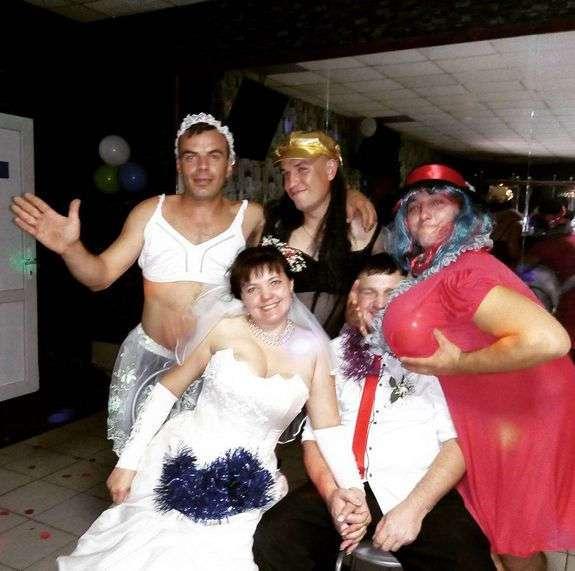 Свадебные приколы (28 фото)