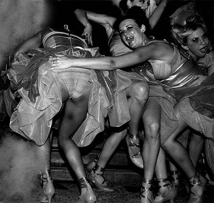 Люди и уроды Дианы Арбюс (18 фото)