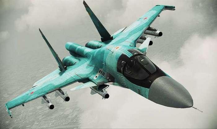 Сухой счет: истребителю Су-27 до сих пор нет равных в ближнем воздушном бою (8 фото)