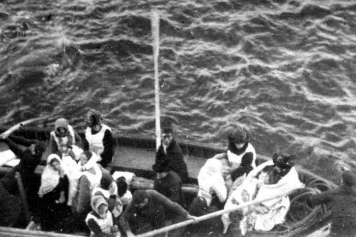 Предатели Титаника: самые подлые поступки пассажиров (17 фото)