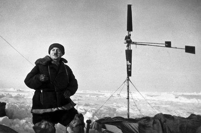 -Северный полюс- и Теплый Стан (9 фото)