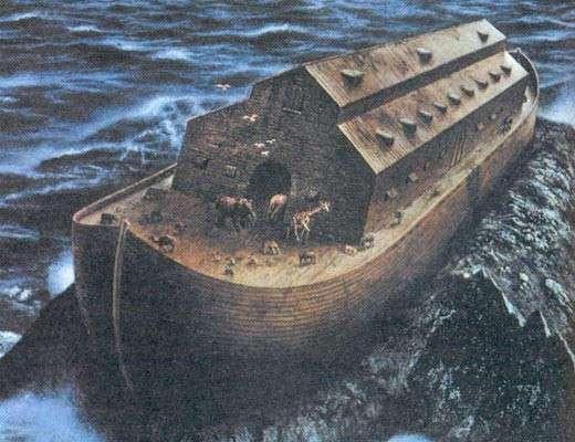 Гора Арарат: легенда о Ноевом ковчеге (15 фото)