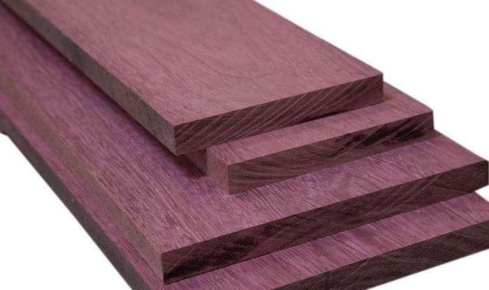 Самая дорогая древесина в мире (10 фото)