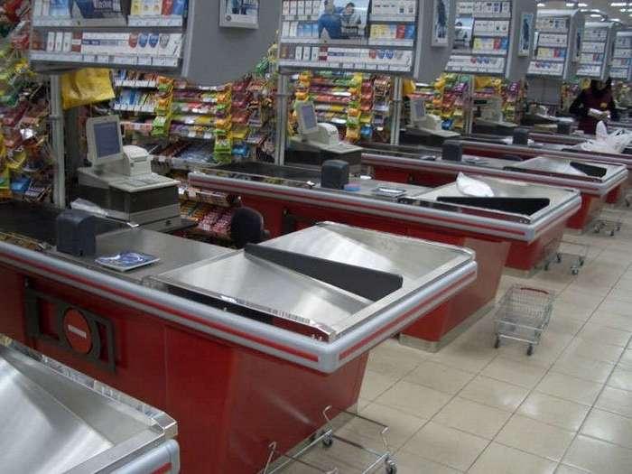 Как разводят покупателей в магазинах (1 фото)