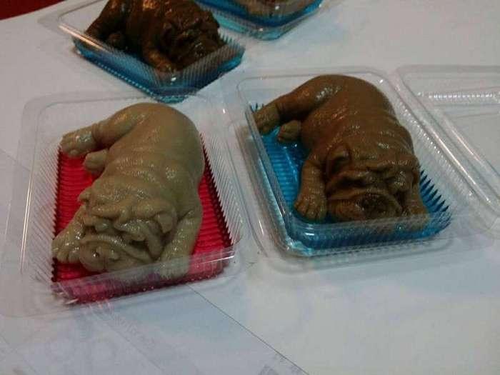 Это не то, что вы подумали, и оно весьма вкусное. Новый тайский десерт (7 фото)