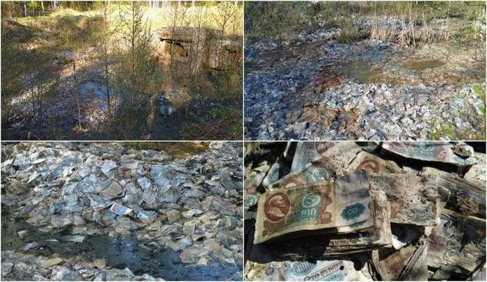 Миллиард советских рублей в заброшенной ракетной шахте (12 фото)
