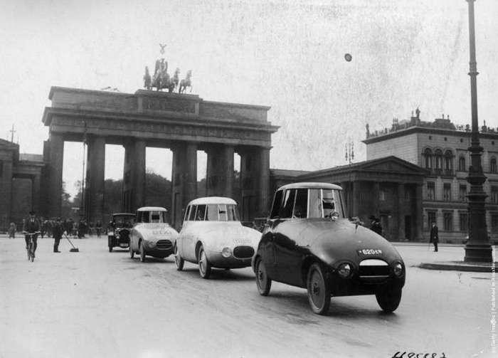 Очень интересные исторические фото (29 фото)