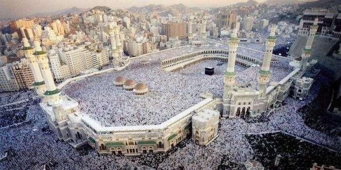 Священные города мира (5 фото)