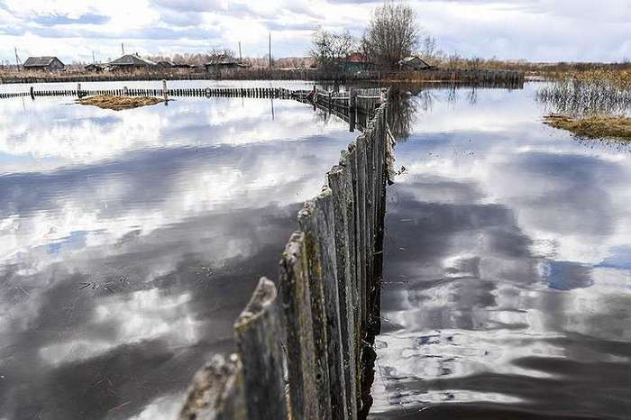 Вода пришла (8 фото)