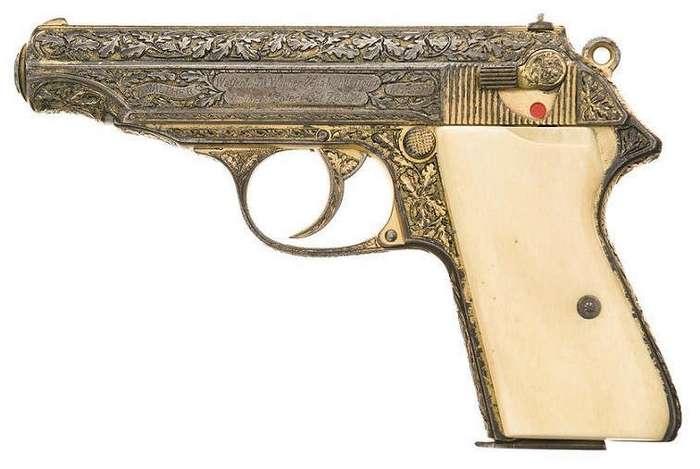 Небольшая оружейная подборка (18 фото)