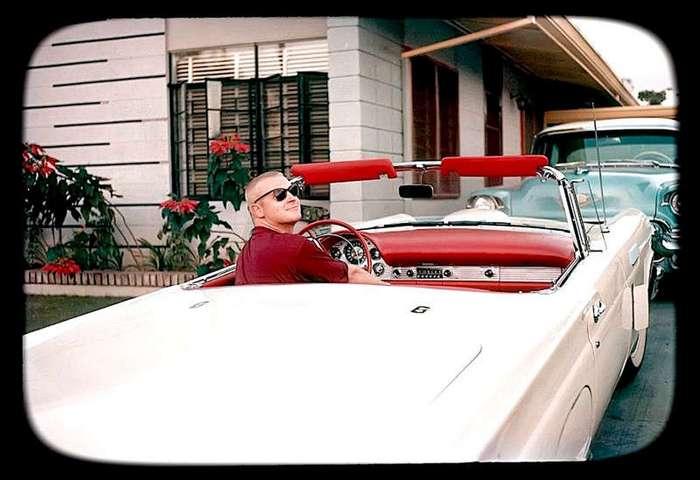 Машина времени. Сиэтл 1950 (27 фото)