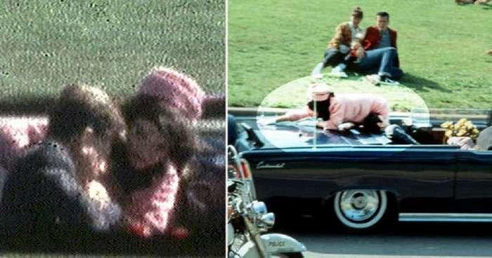 Проклятие клана Кеннеди – мрачная тайна истории (16 фото)