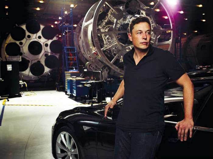Илон Маск: как живет и на что тратит деньги миллиардер-гений (31 фото)