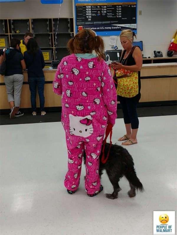 Убойные покупатели американских супермаркетов (21 фото)