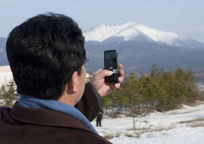 Француз добрался до главной святыни Северной Кореи (28 фото)