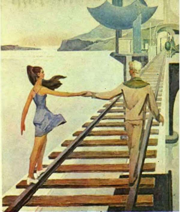 Советская романтика (21 фото)