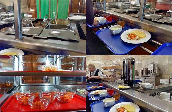 Цены на еду в госдуме (21 фото)