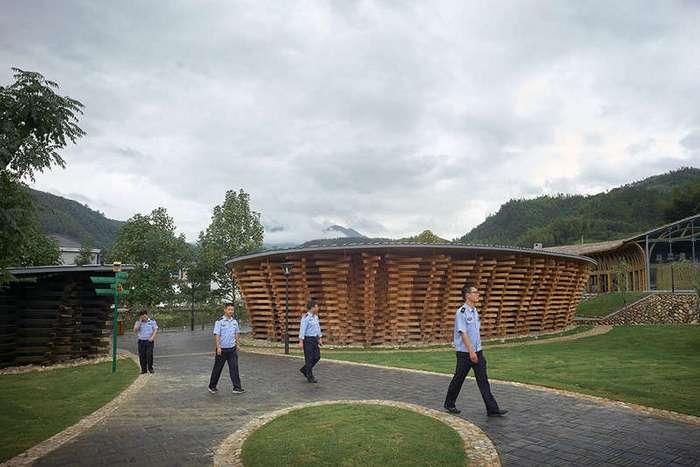 В Китае показали невероятные изделия, которые можно делать из бамбука (13 фото)
