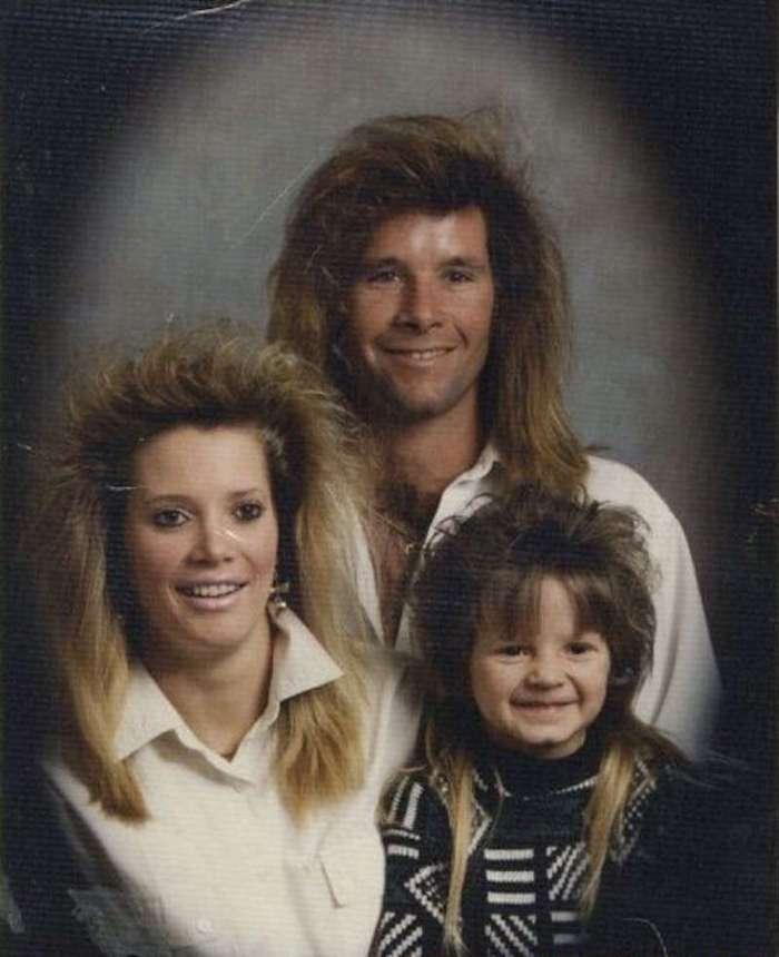 Перлы из семейных альбомов (17 фото)