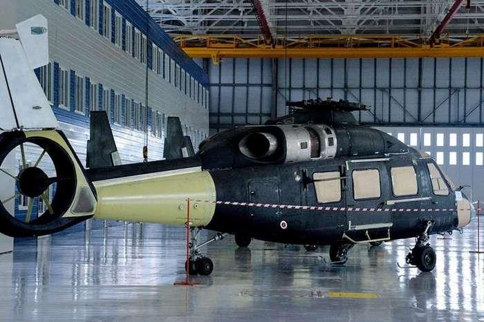 Вертолет Ка-62 совершил первый полноценный полет (5 фото)