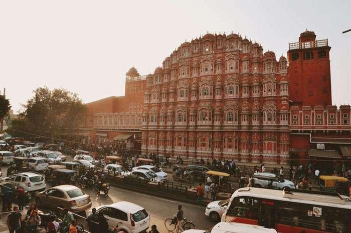 Джайпур. Город тысячи слонов (28 фото)
