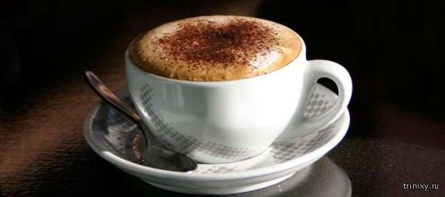 Гайд по кофейным напиткам (17 фото)