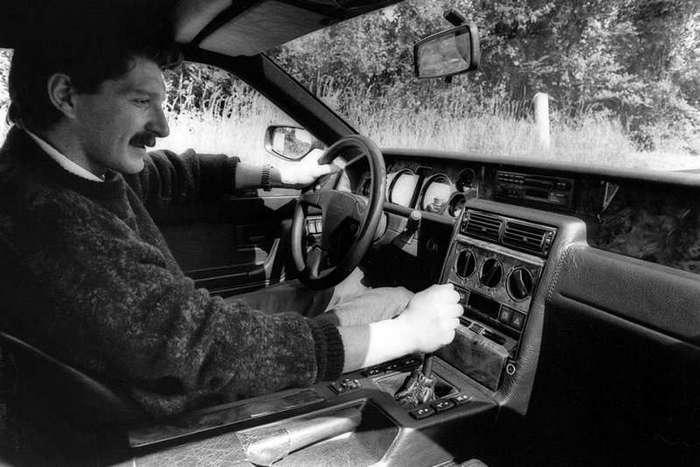 Роскошные интерьеры автомобилей 1980-х (19 фото)