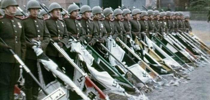 Кого мы победили в 1945 году (3 фото)