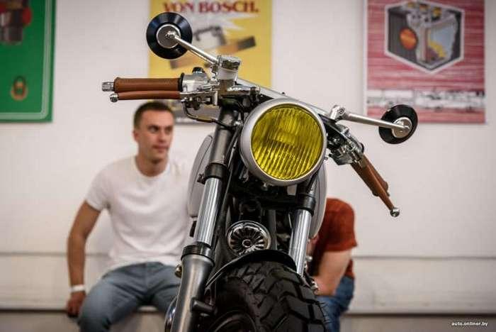 Мотофестиваль Recast Moto Fest 2017 в Минске (61 фото)