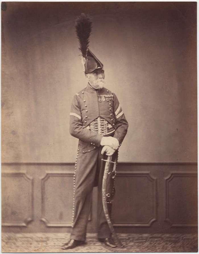 Гвардия Его Величества (17 фото)