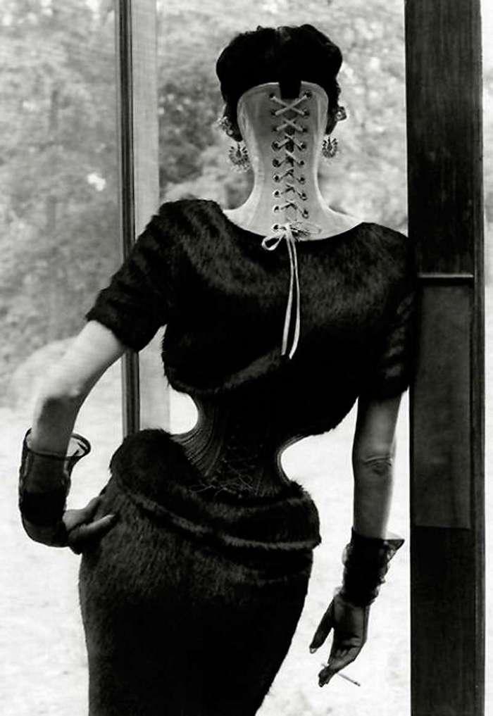 Ради представлений мужа о женской красоте она сотворила ЭТО с собой. Просто нет слов!