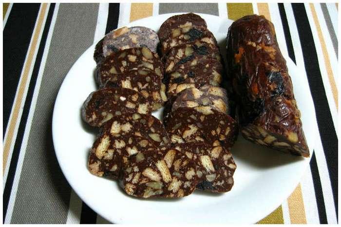 Простые сладости без выпечки (15 фото)