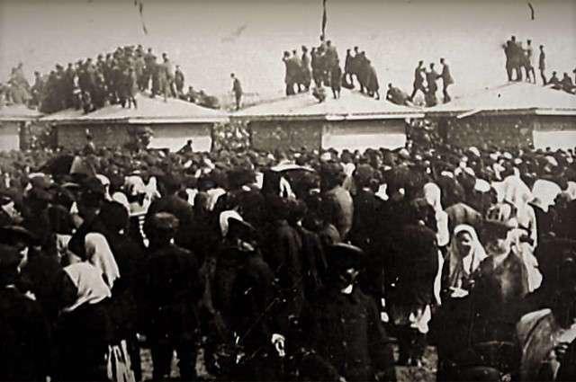 Как коронация Николая II обернулась Ходынской давкой (9 фото)