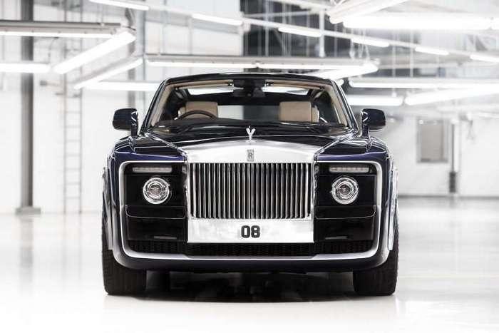 Rolls-Royce показал в Италии самый дорогой автомобиль в мире (21 фото + 2 видео)
