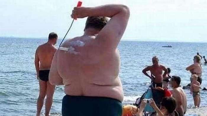 Эти люди не успели похудеть к лету (и вряд ли вообще собирались), но они не унывают и веселятся! (22 фото)