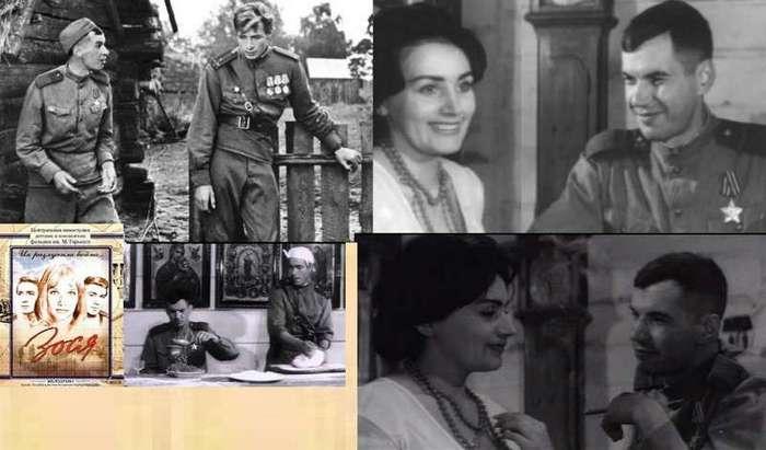 Печальный и смешной Георгий Бурков: Лучшие роли. В День рождения Актера (11 фото + 6 видео)