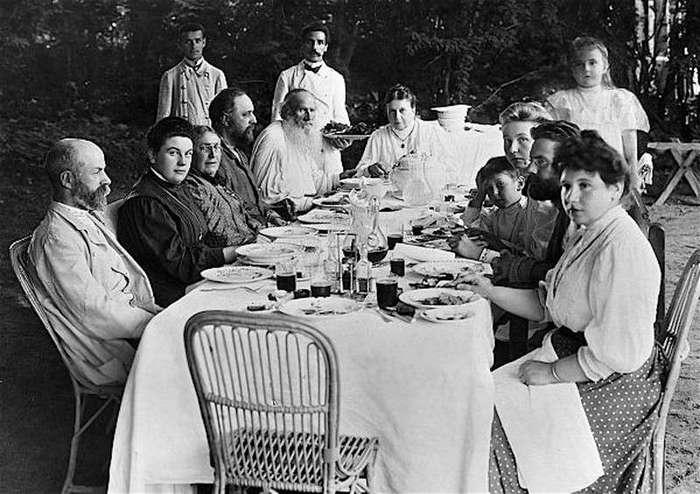 Макароны с сыром по рецепту графа Толстого (2 фото)