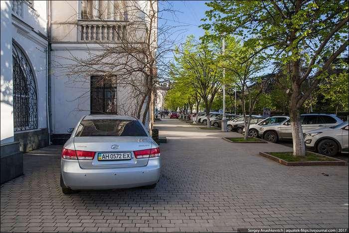 Перемены Севастополя