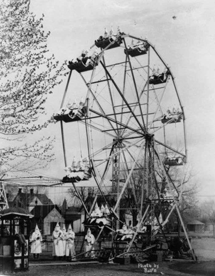 Любопытные фотографии из прошлого
