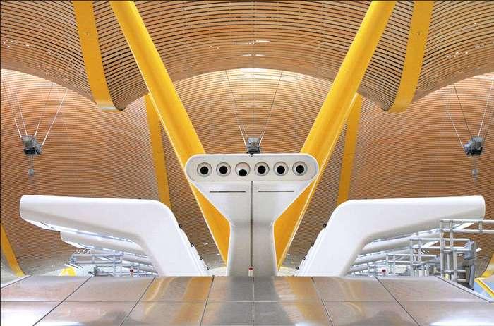 Удивительные аэропорты современности