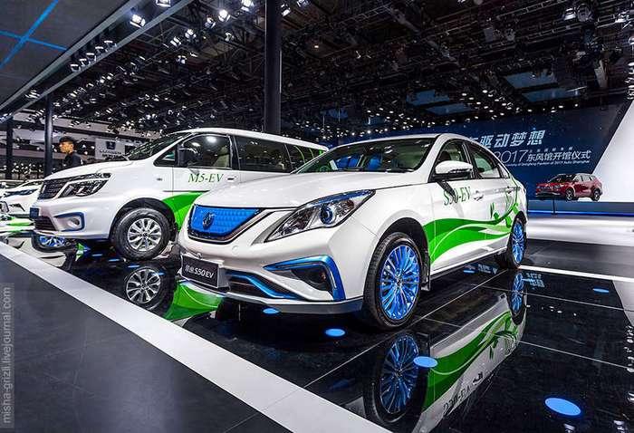 Что нового в китайском автопроме