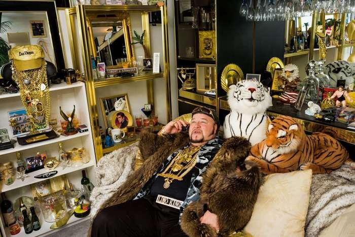 Капризы богатых на фото социолога и журналиста Лорен Гринфилд