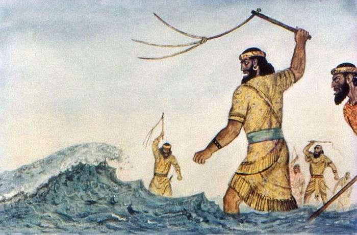 Как люди наказывали предметы и даже силы природы