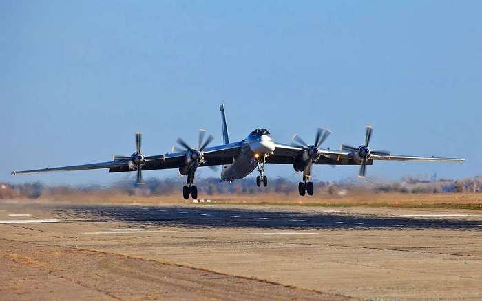 Бомбардировщики России