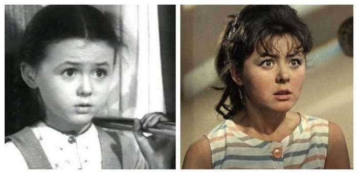 Кто из советских актеров попал на телеэкран ещё в детстве